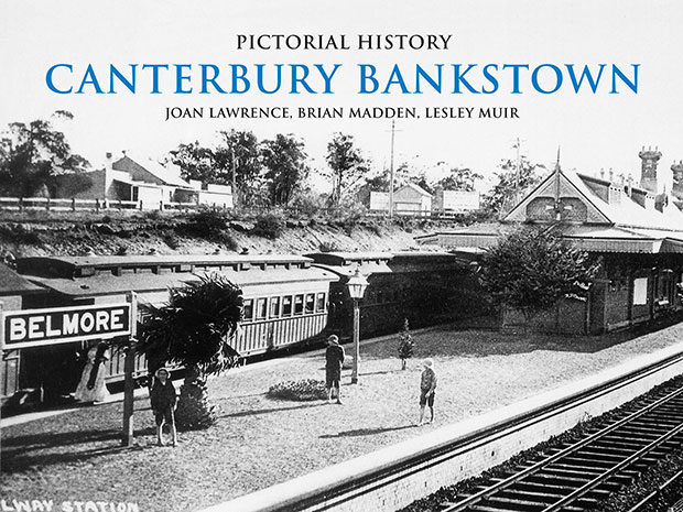 Canterbury Bankstown pictorial history book cover