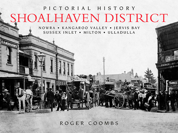 Shoalhaven and District pictorial history book cover