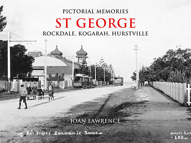 St George pictorial history book cover