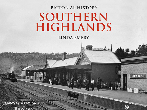Southern Highlands pictorial history book cover