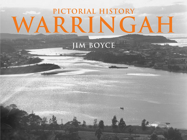 Warringah pictorial history book cover