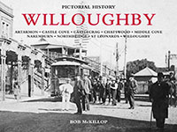 Willoughby book cover