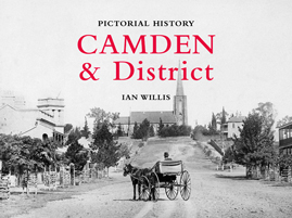 Camden Pictorial History book cover