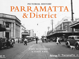 Parramatta and District book cover