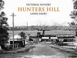 Hunters Hill Pictorial History Book Cover